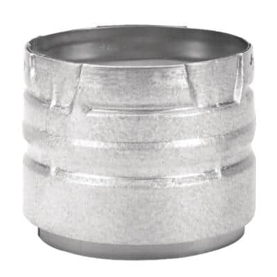 PelletVent 3 in. Chimney Stove Pipe Adapter