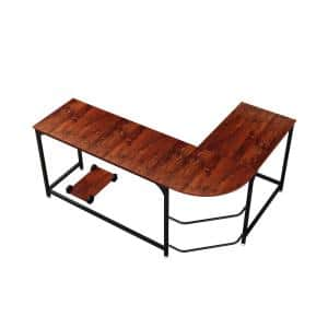 Regency Fusion Cherry 66 In With 48 In Return Mlds663048ch The Home Depot