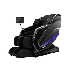 HM-KAPPA Black Exquisite Rhythmic HSL-Track Massage Chair