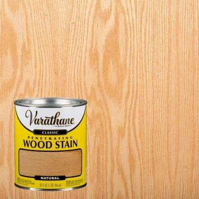 1 qt. Natural Classic Wood Interior Stain