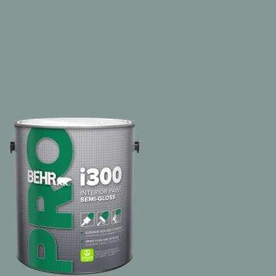 1 gal. #T18-15 In The Moment Semi-Gloss Interior Paint