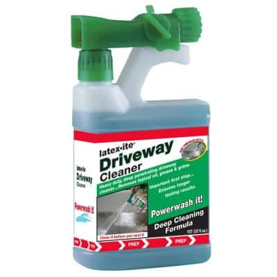1 Qt. Powerwash Driveway Cleaner and Degreaser