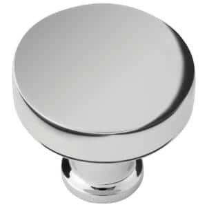 Lyndall Knob for Pivot Shower Door in Chrome