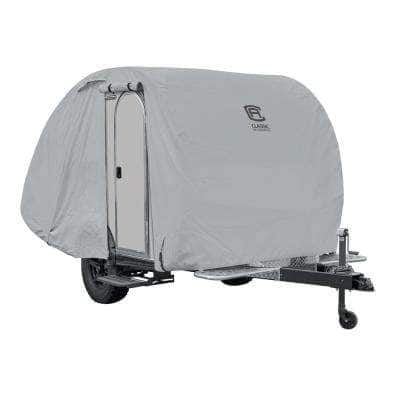 Over Drive PermaPRO Teardrop Trailer Cover, Fits up to 8 ft. L x 5 ft. W Trailers