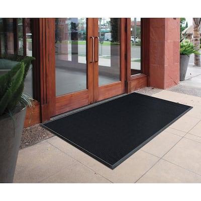 Rubber Pin Dot 3 ft. x 4 ft. Commercial Door Mat