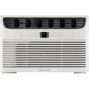 8,000 BTU Window-Mounted Room Air Conditioner in White