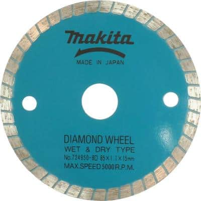 3-3/8 in. Diamond Blade for General Purpose