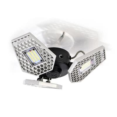 TRiLIGHT 4000 Lumen Motion- Sensor Ceiling Light