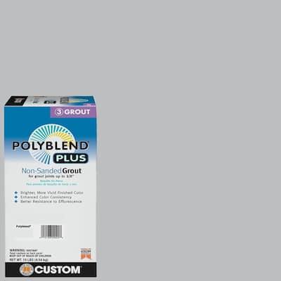 Polyblend Plus #115 Platinum 10 lb. Non-Sanded Grout