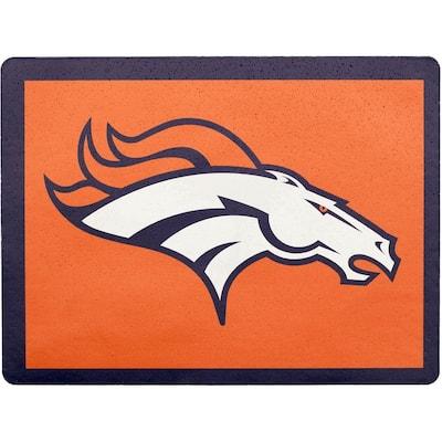 NFL Denver Broncos Address Logo Graphic
