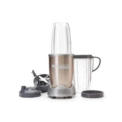 Pro 32 oz. Champagne Jar Blender with Plastic Jar