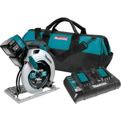 18-Volt 5.0Ah X2 LXT Lithium-Ion 36-Volt Cordless 7-1/4 in. Circular Saw Kit