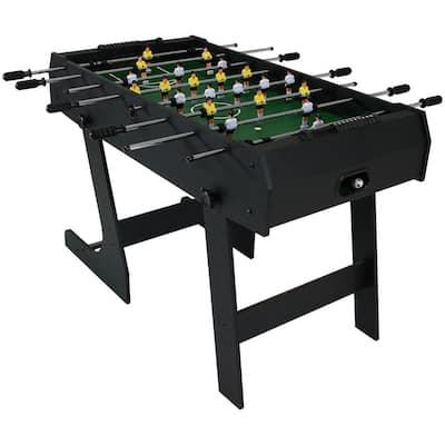 48 in. Folding Foosball Game Table