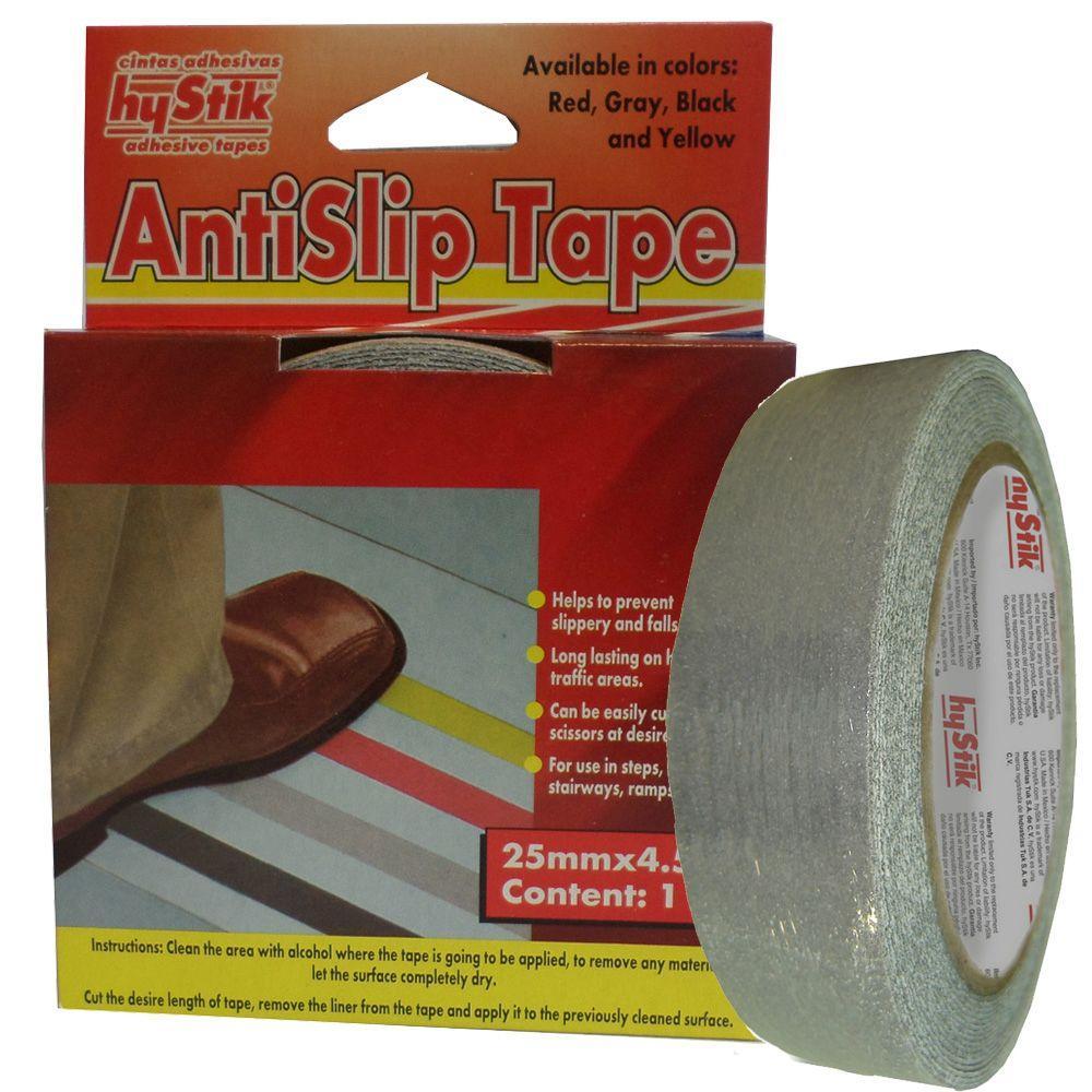 770 1 in. x 5 yds. Gray Anti-Slip Tape (1-Roll)