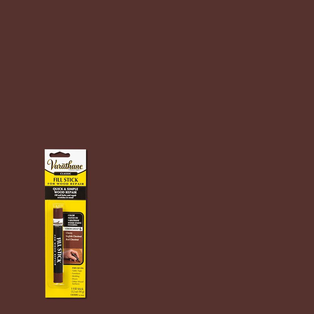 3.2 oz. English Chestnut Wood Fill Stick
