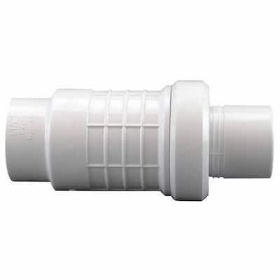 1-1/2 in. x 1-1/2 in. PVC Slide Repair Coupling