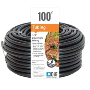 1/4 in. x 100 ft. Poly Tubing