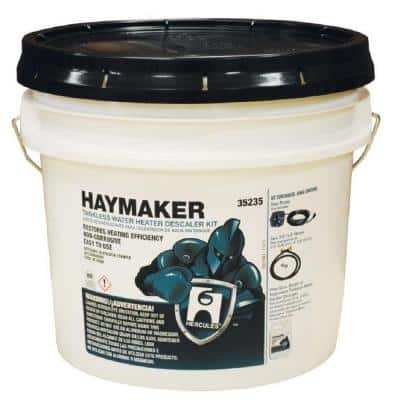 Haymaker Tankless Water Heater Descaler Kit