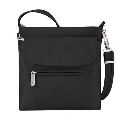Black Anti-Theft Mini Shoulder Bag