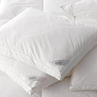 Black Label PrimaLoft Firm Down Alternative King Pillow