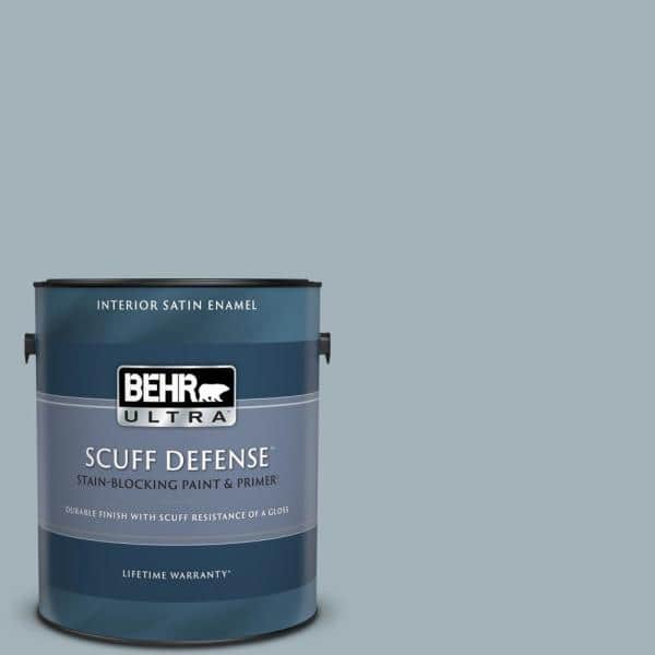 Behr Ultra 1 Gal Ppf 27 Porch Ceiling, Primer For Bathroom Ceiling