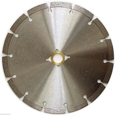 7 in. Segmented Diamond Saw Blade for Concrete and Masonry