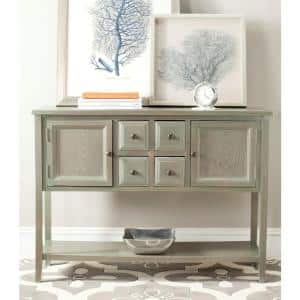 Charlotte Ash Gray Buffet with Storage
