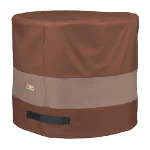 Ultimate 32 in. D x 30 in. H Round Air Conditioner Cover