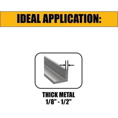 Bi-Metal Reciprocating Saw Blade Set with Case (16-Piece)
