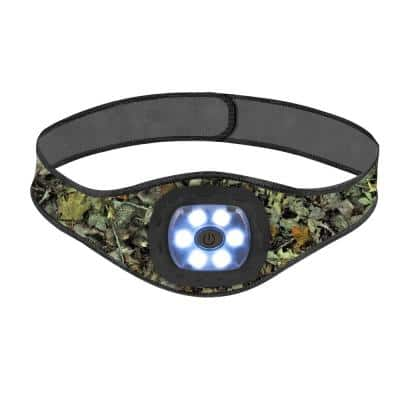 120 Lumens Rechargable Diamond Headlamp