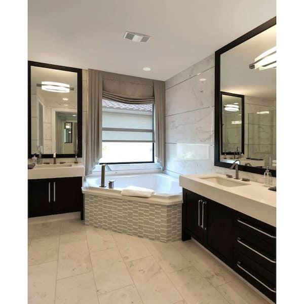 Broan Nutone Heat A Vent 70 Cfm Ceiling, Bathroom Fan And Heater Combo