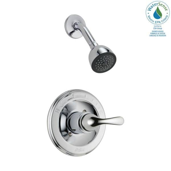 Delta Clic 1 Handle Shower Faucet