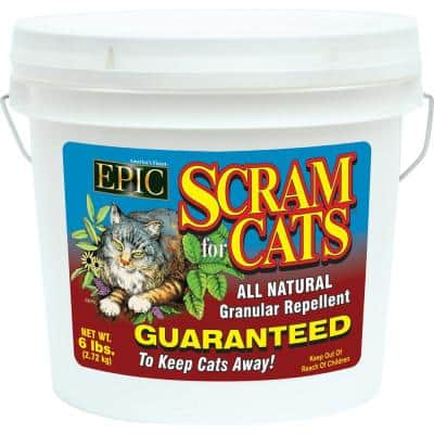 6 lbs. Granular Cat Repellent Bucket