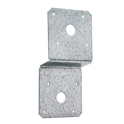 DJT 14-Gauge ZMAX Galvanized Deck Joist Tie for 2x Nominal Lumber
