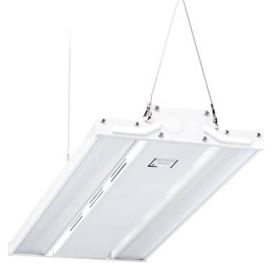 Linear 24 in. 350-Watt Equivalence Integrated LED White High Bay 5000K