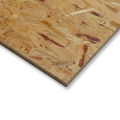 Oriented Strand Board (Common: 7/16 in. x 2 ft. x 4 ft.; Actual: 0.435 in. x 23.75 in. x 47.75 in.)