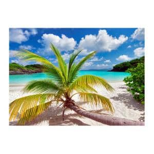 Growing Palm by Colossal Images Canvas Wall Art 18 in. x 24 in.