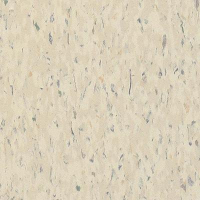 Excelon Multi 12 in. x 12 in. Faire White Vinyl Tile Flooring (45 sq. ft. / case)