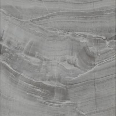 Onyx Dark PO 24 in. x 24 in. Glazed Porcelain Floor and Wall Tile (14.96 sq. ft./Case)