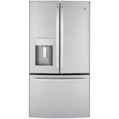 22.1 cu. ft. French Door Refrigerator in Fingerprint Resistant Stainless Steel, Counter Depth and ENERGY STAR