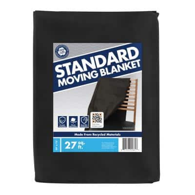 54 in. L x 72 in. W Standard Moving Blanket