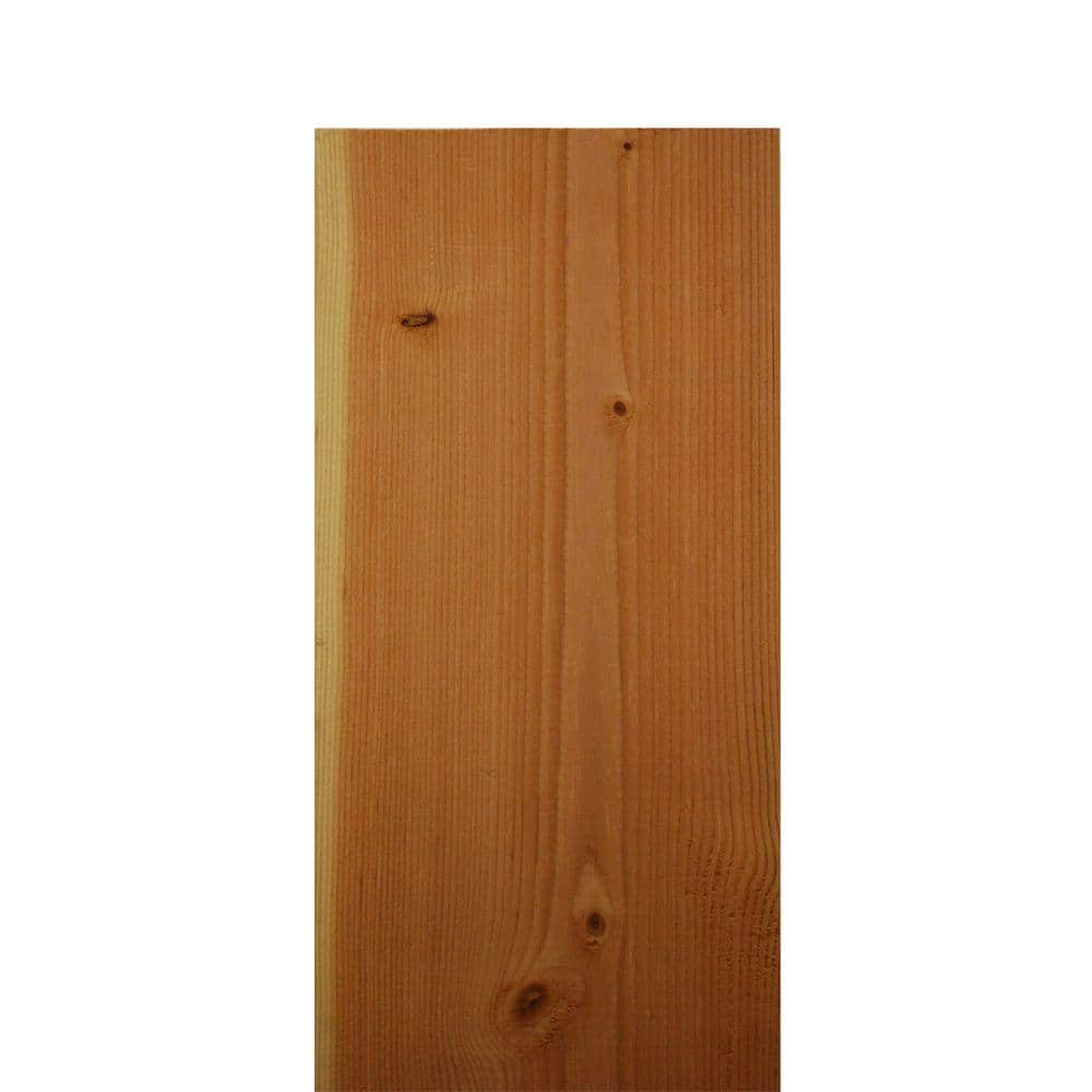 1 in. x 8 in. x 8 ft. Pine Common Board