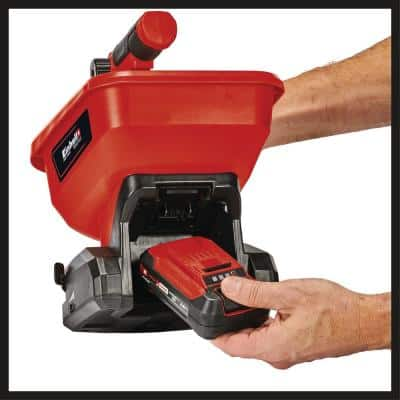 PXC 18-Volt Cordless All Season Hand-Held Spreader with 8600 sq. ft. Max Coverage (Tool Only)