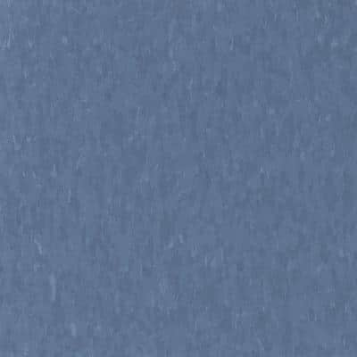 Imperial Texture VCT 12 in. x 12 in. Serene Blue Standard Excelon Commercial Vinyl Tile (45 sq. ft. / case)