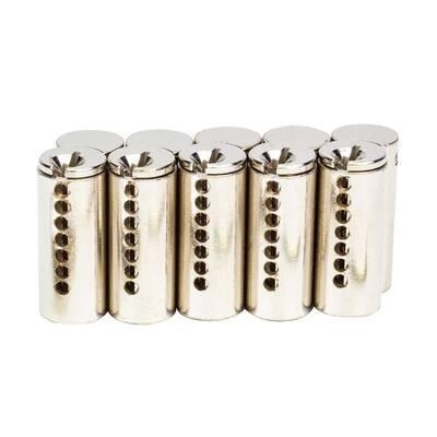 UCS Every-Lock-One-Key, Keyed Alike High Security Cylinder Set, 5-Pack Starter Kit