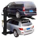 Single Post/Column Car Parking Storage Lift 6,000 lbs. Capacity