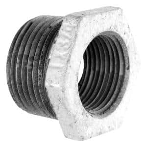 1-1/4 in. x 3/4 in. Galvanized Iron Bushing