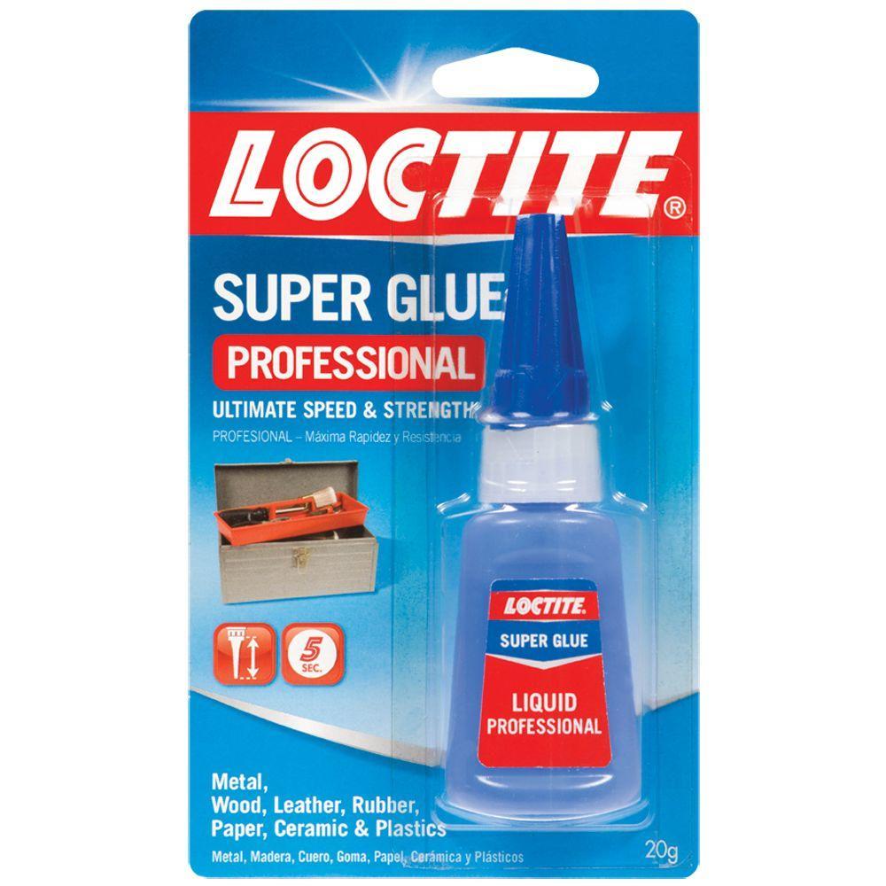 Professional 20g Liquid Super Glue (4-Pack)