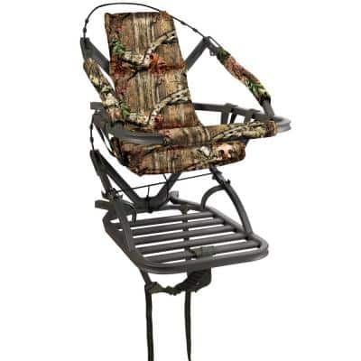 Goliath SD Self Climbing Treestand 81119 - Bow and Rifle Deer Hunting