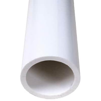 1-1/4 in. x 24 in. PVC Sch. 40 Pipe